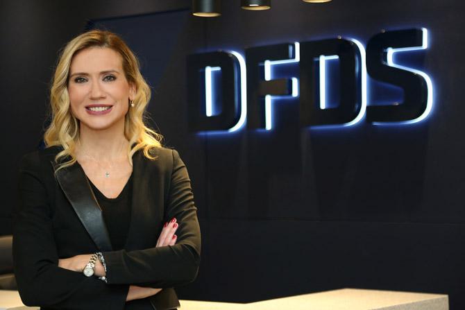 DFDS Akdeniz İş Birimi Kurumsal İletişim Müdürü Özlem Dalga