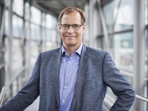 Daimler Kamyon Grubu Strateji Birimi Başkanı Peter Vaughan Schmidt