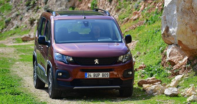Yeni Peugeot Rifter Türkiye'de