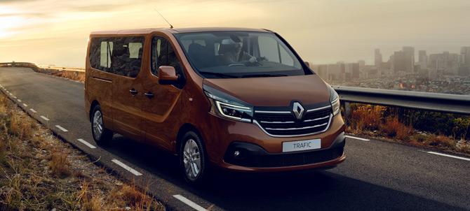 Ticari Modellerini Yenileyen Renault Yeni Kangoo'nun da İpuçlarını Verdi