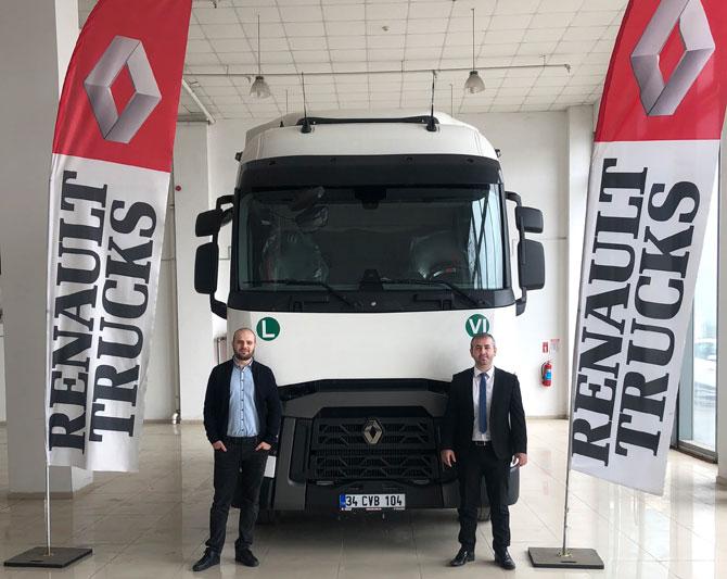 Ceren Nakliyat'ın Tercihi Yine Renault Trucks