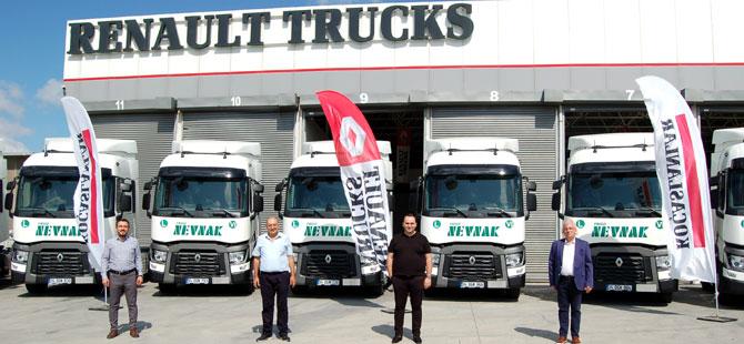 Frigo Nevnak Renault Trucks'tan Vazgeçmiyor