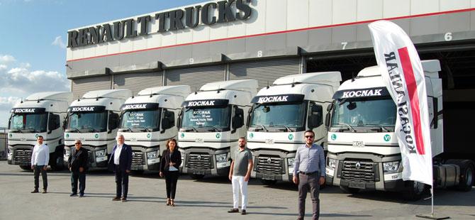 Koçnak Lojistik Renault Trucks İle Devam Ediyor