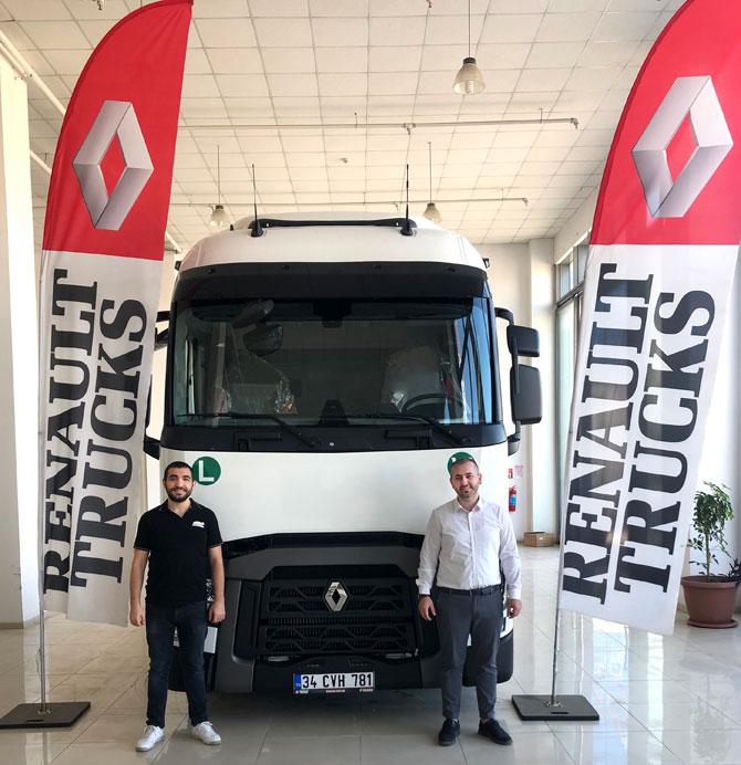 Melsa Proje Taşımaları İçin Renault Trucks'ı Seçti