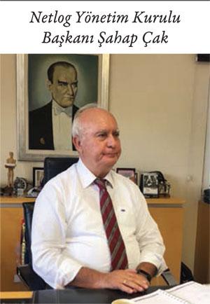 Netlog Yönetim Kurulu Başkanı Şahap Çak