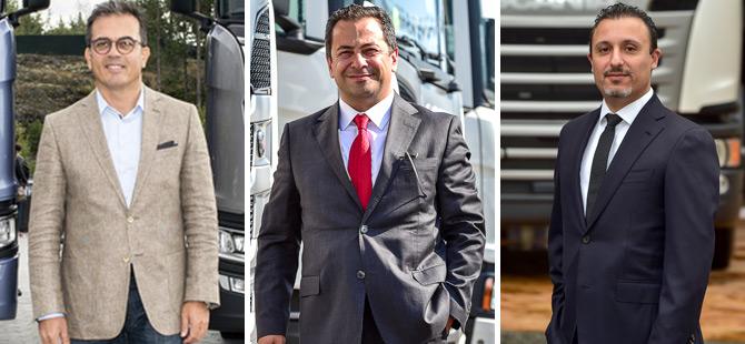 Scania'da Görev Değişiklikleri