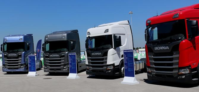 """Scania Kurumsal İlişkiler Başkanı Erik Ljungberg: """"Sadece Harika Ticari Araçların Üreticileri Değil, Lojistik Ekosisteminin Önemli Oyuncularıyız"""""""