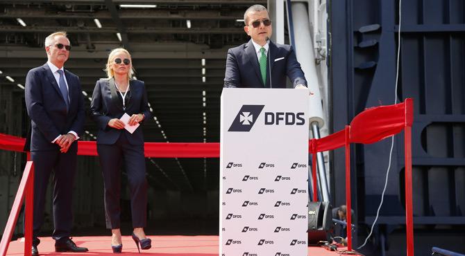 DFDS Akdeniz İş Birimi Kıdemli Başkan Yardımcısı Selçuk Boztepe