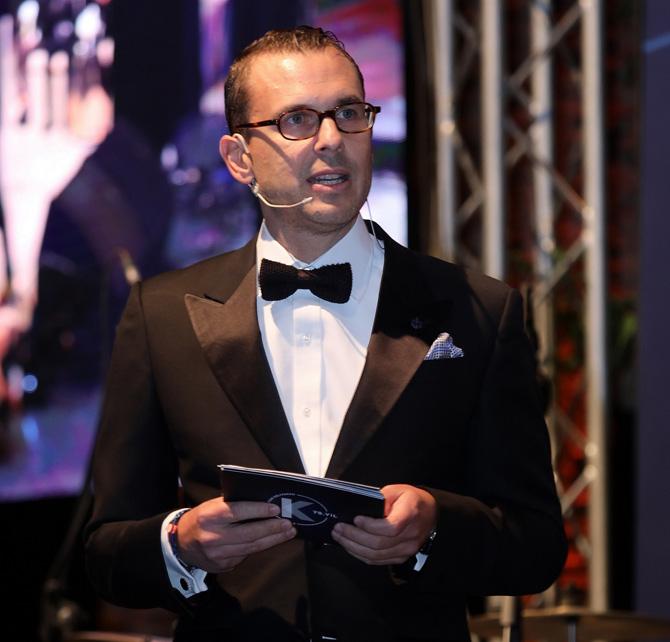 Kınay Yönetim Kurulu Başkanı Sina Kınay