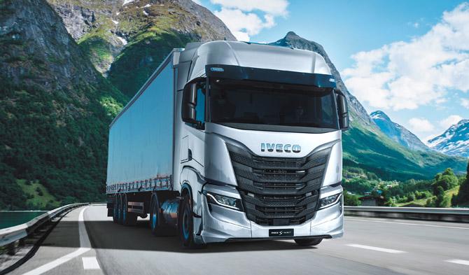 Iveco S-WAY PlusDrive İle Yüzde 100 Otonom Olacak