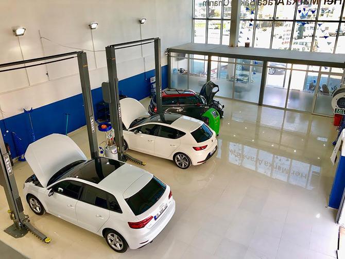 TechCar Otomotiv Bosch Car Service Güvencesi İle Urla'da Her Marka Araca Bakım ve Onarım Hizmeti Sunacak