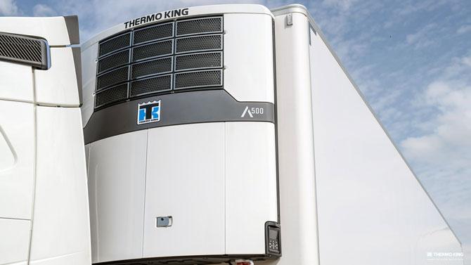 Thermo King Yeni Ürünü Advancer'i Tanıttı
