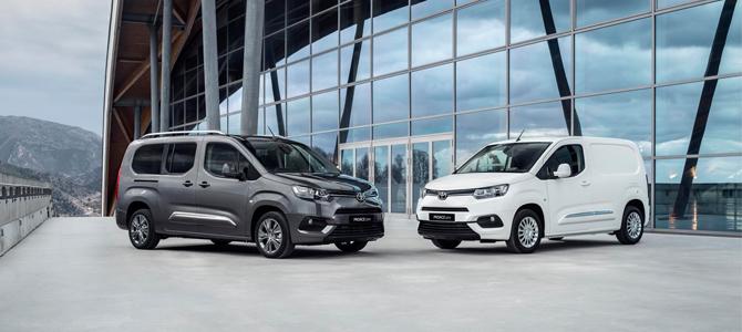 """Toyota'nın Yeni Markası """"Toyota Professional"""""""