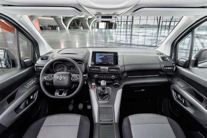 Toyota, kompakt hafif ticari araç segmentinde yeni PROACE CITY modeli ile yeni bir sayfa açıyor.