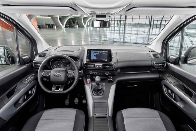 """Kompakt Hafif Ticari Araç Segmentinin Yeni Oyuncusu """"Toyota Proace City"""" Sahneye Çıkıyor"""