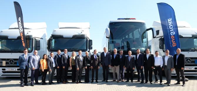 TruckStore ve BusStore 10'uncu Yılını Kutladı