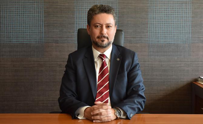 Türk Hava Yolları (Kargo) Genel Müdür Yardımcısı Turhan Özen