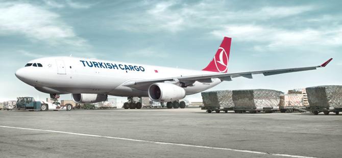 Turkish Cargo 2019'un İlk Çeyreğinde Büyümeyi Sürdürdü
