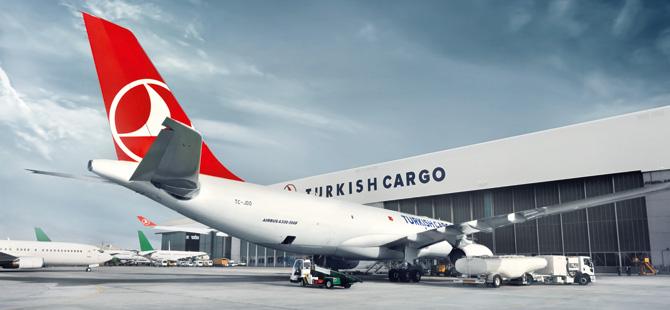 Turkish Cargo Avrupa Pazarındaki Büyümesini Sürdürüyor