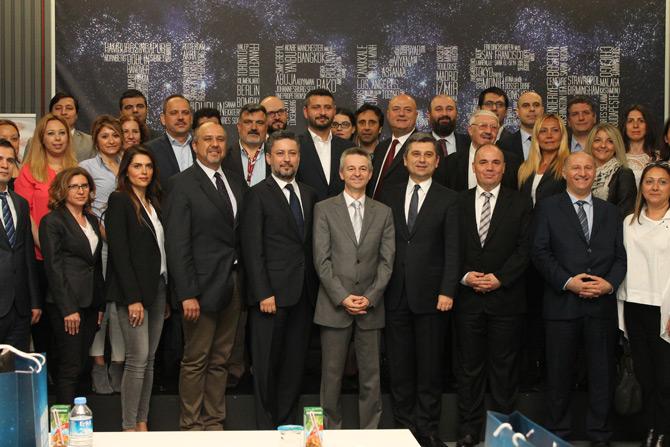 Turkish Cargo UTİKAD ve Üyeleri İle Bir Araya Geldi