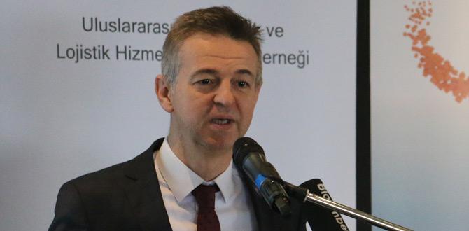 UTİKAD Başkanı Emre Eldener
