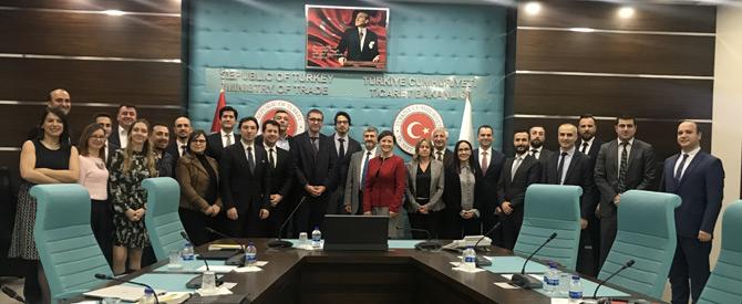 UND Blockchain Türkiye Platformu'nun Platin Üyesi Oldu