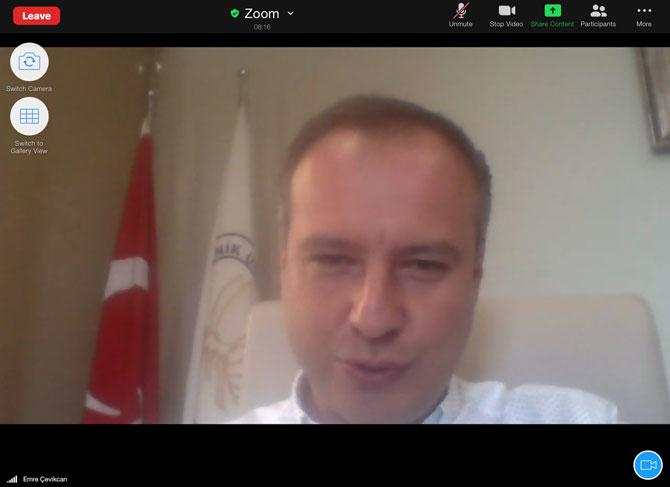 İTÜ İşletme Fakültesi Dekanı Prof. Dr. Emre Çevikcan