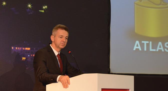 """UTİKAD Başkanı Eldener: """"ATLAS Lojistik Ödülleri Sektördeki Başarının En Güzel Sembolü"""""""