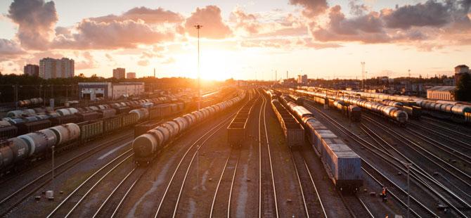 Demiryolunun Rekabetçi Gücü Arttı