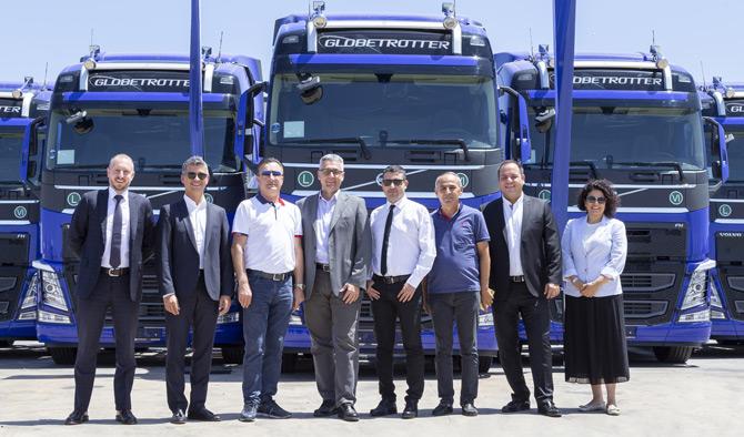 Köknar Araç Filosunu Volvo Trucks İle Güçlendirmeye Devam Ediyor
