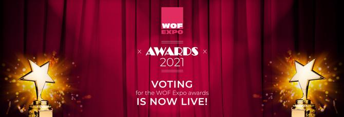 WOF Expo Ödülleri 2021
