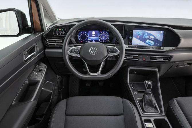 Beşinci Nesil Volkswagen Caddy Ocak Ayının Son Haftası Satışta