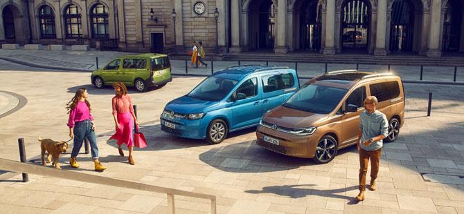 Volkswagen'in MQB platformunda üretilen ilk ticari aracı olan beşinci nesil Caddy, tamamen yeni ve geliştirilmiş farklı sürüş destek sistemleriyle daha güvenli hale gelirken, sunduğu birçok özellikle de sınıfının en dijital ve en güvenli aracı olma özelliğine sahip.