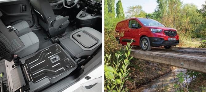 Yeni Opel Combo Yollara Çıkmaya Hazır