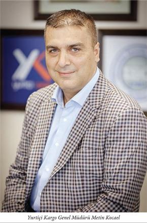 Yurtiçi Kargo Genel Müdürü Metin Kocael