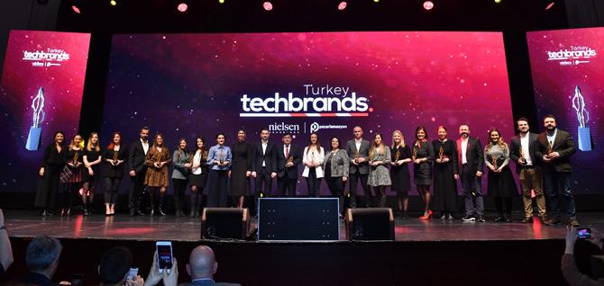Yurtiçi Kargo'ya En Teknolojik Marka Ödülü