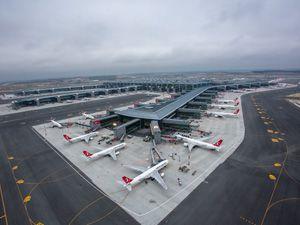 Büyük Taşınma Sonrası İstanbul Havalimanı'ndan İlk Görüntüler