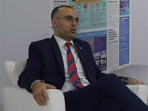 Tea & Talk 2019; Schmitz Cargobull Türkiye Satış ve SSH Direktörü Nihat Özmen Ayhan
