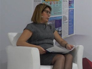 Tea & Talk 2019; Sarp Lojistik, Nuran Özlemiş