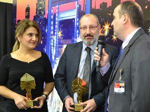 Lojistik Ödülleri 2016'yı Kazananlar Ne Dediler? - Giray Özer, Hacer Uyarlar (Logitrans Lojistik)