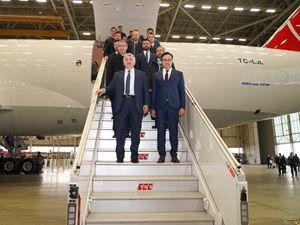 Turkish Cargo İlk Boeing 777 Kargo Uçağını Teslim Aldı