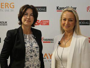 Tea&Talk logitrans 2017: Aysberg Media Group Executive Editor Altınay Bekar Interviews Annette Kreuziger, Lufthansa Cargo, Vice President