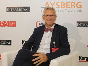 Tea & Talk 2018; ECS-Transorient Key Account Direktörü Jef Huyben